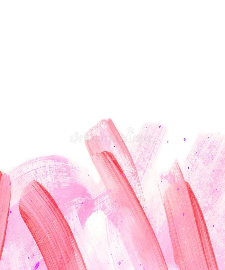 αφηρημένο χέρι ανασκόπησης που χρωματίζεται στοκ φωτογραφία με δικαίωμα ελεύθερης χρήσης