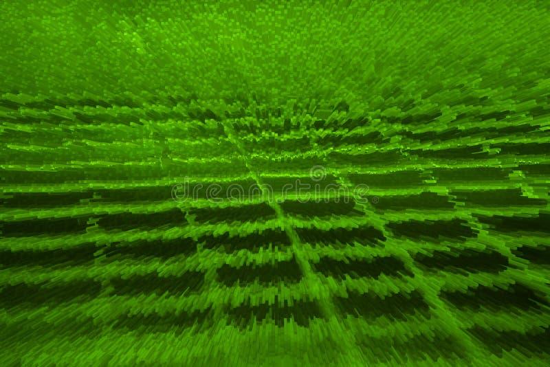 Αφηρημένο πράσινο υπόβαθρο μητρών μετάδοσης ψηφιακών στοιχείων στοκ φωτογραφία με δικαίωμα ελεύθερης χρήσης