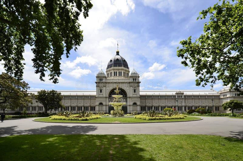 Αυστραλία, Βικτώρια, Μελβούρνη, κήποι του Carlton στοκ εικόνα