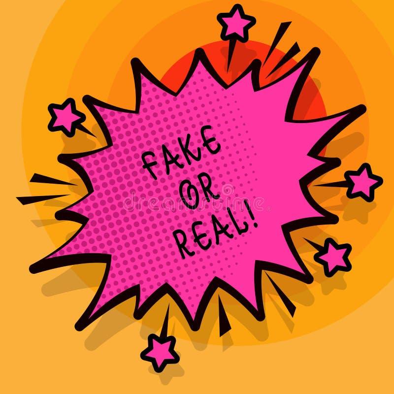 Απομίμηση κειμένων γραψίματος λέξης ή πραγματικός Επιχειρησιακή έννοια για τον έλεγχο εάν τα προϊόντα είναι αρχικά ή μην ελέγχοντ απεικόνιση αποθεμάτων