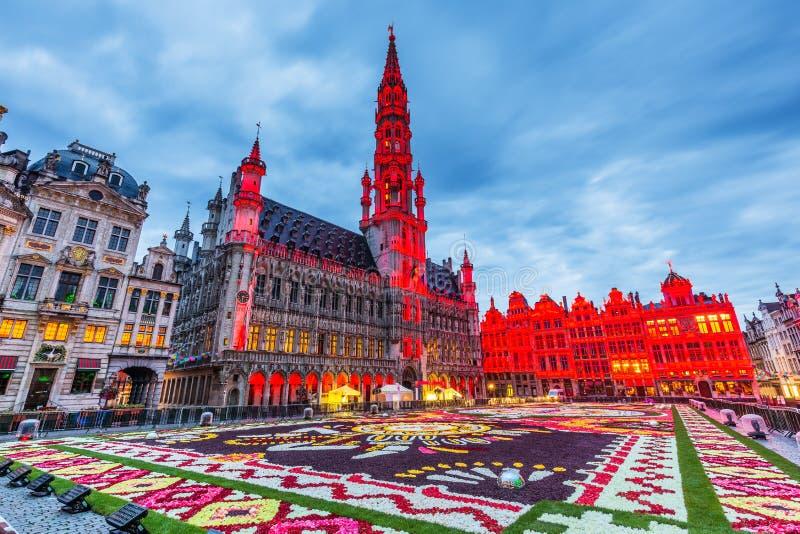 Βέλγιο Βρυξέλλες στοκ εικόνες