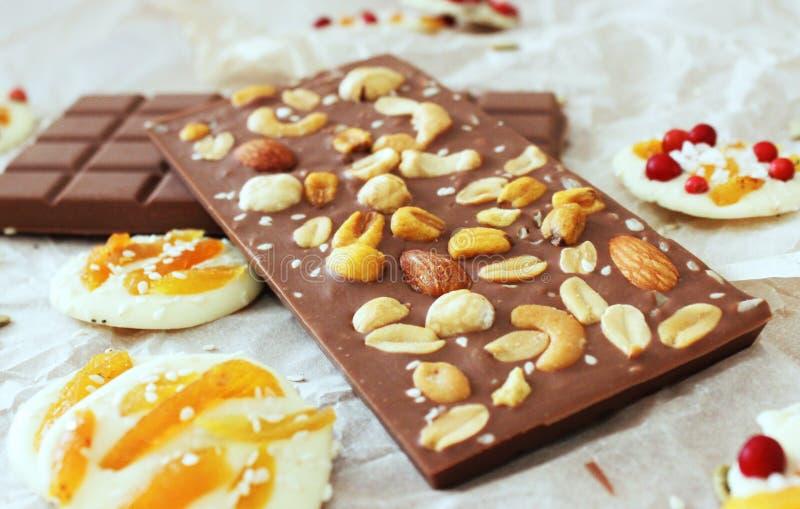 βελγική σοκολάτα στοκ εικόνα