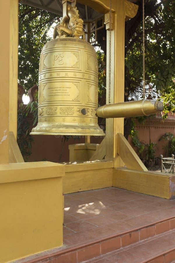 βουδιστικός ναός Ταϊλάνδη hua hin κουδουνιών στοκ φωτογραφίες
