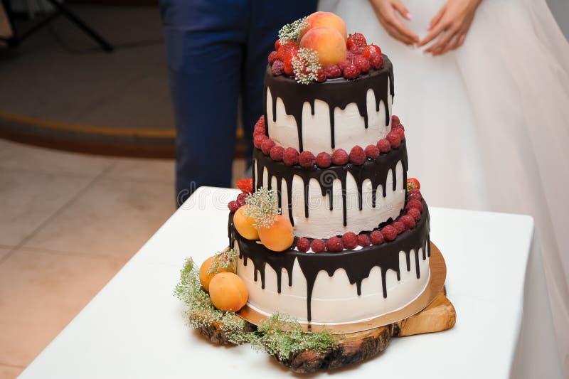 γάμος 8 πιτών Εύγευστος γλυκός μπουφές διακοπών με τα επιδόρπια στοκ φωτογραφία