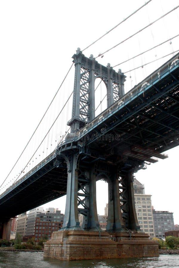 γέφυρα nyc williamsburg στοκ εικόνες με δικαίωμα ελεύθερης χρήσης