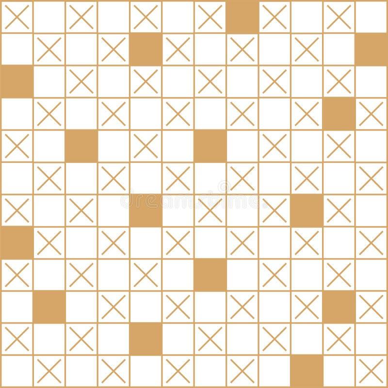 Γεωμετρικό γραμμικό σχέδιο διάνυσμα Διακόσμηση για το ύφασμα, την ταπετσαρία και τη συσκευασία Διακοσμητικό στοιχείο για το πρόγρ ελεύθερη απεικόνιση δικαιώματος