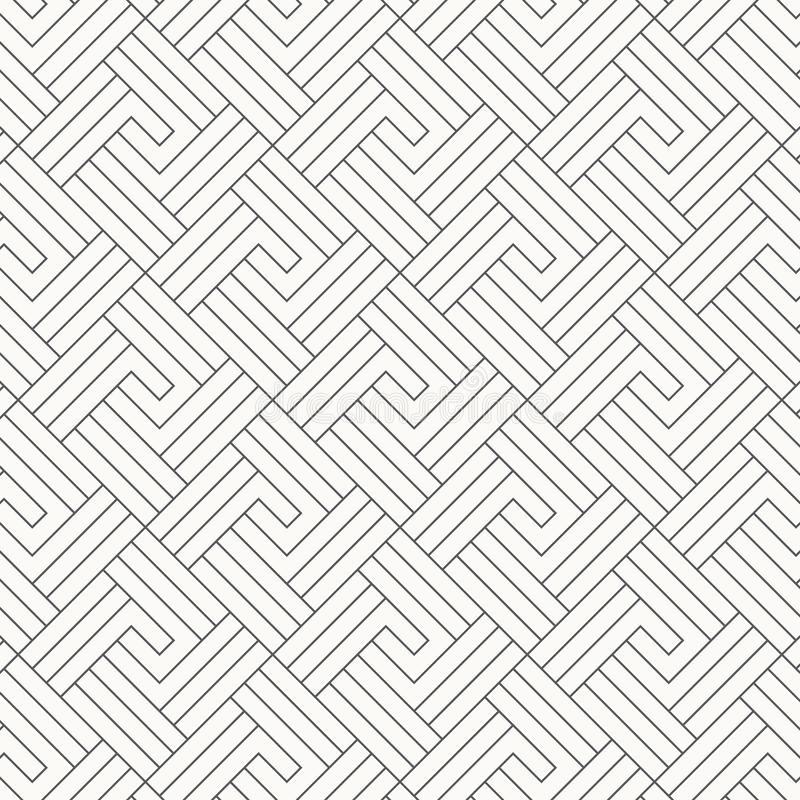 Γεωμετρικό διανυσματικό σχέδιο, που επαναλαμβάνει την τετραγωνική μορφή διαμαντιών με τη γραμμή λωρίδων γραφικός καθαρός για το ύ ελεύθερη απεικόνιση δικαιώματος