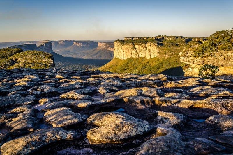 Εθνικό πάρκο Diamantina Chapada, Bahia, Βραζιλία στοκ φωτογραφία με δικαίωμα ελεύθερης χρήσης