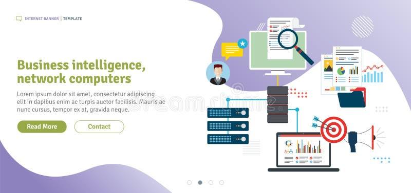 Επιχειρηματική κατασκοπεία, υπολογιστές δικτύων απεικόνιση αποθεμάτων