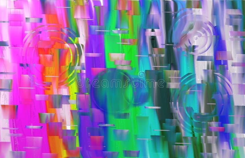 Ζωηρόχρωμες κατασκευασμένες υπόβαθρο/περίληψη ζωηρόχρωμα/υπόβαθρα & συστάσεις στοκ φωτογραφία με δικαίωμα ελεύθερης χρήσης