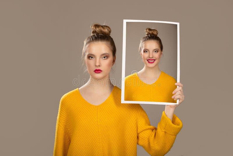 Η έννοια της υποκρισίας υποκρισία στοκ εικόνες με δικαίωμα ελεύθερης χρήσης