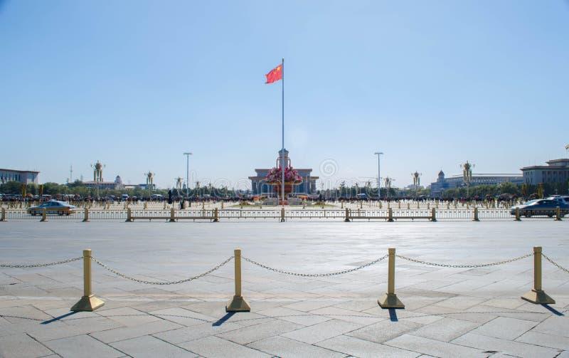 η πλατεία του Πεκίνου Κίν&a στοκ φωτογραφία με δικαίωμα ελεύθερης χρήσης