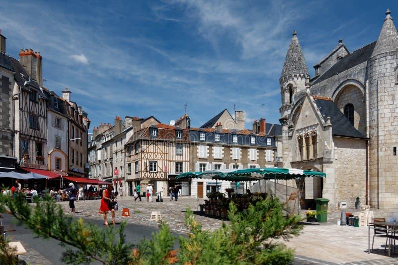 Η πόλη του Poitiers 03 στοκ φωτογραφίες με δικαίωμα ελεύθερης χρήσης