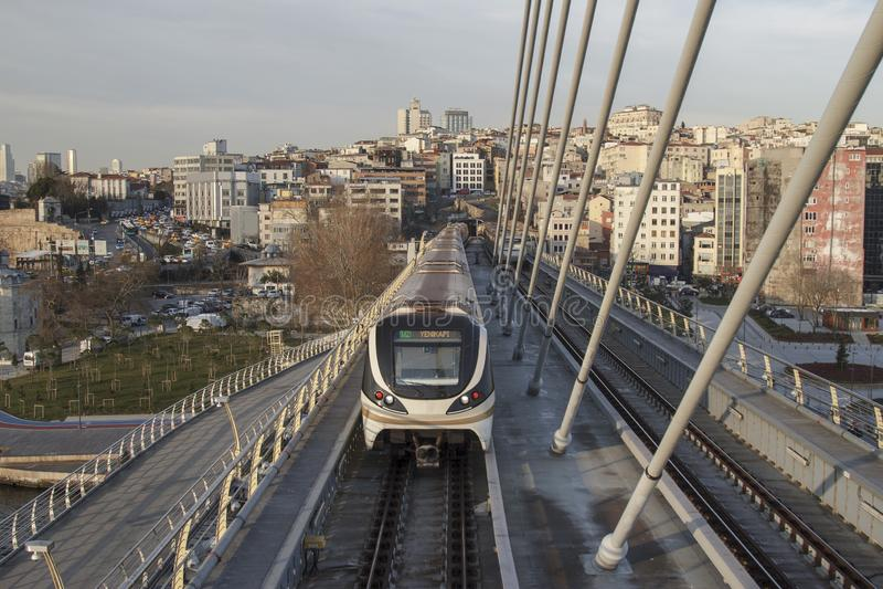 Ιστανμπούλ/Τουρκία στοκ εικόνες