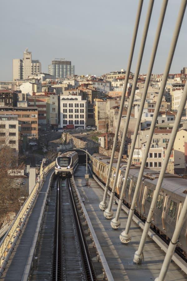 Ιστανμπούλ/Τουρκία στοκ εικόνα