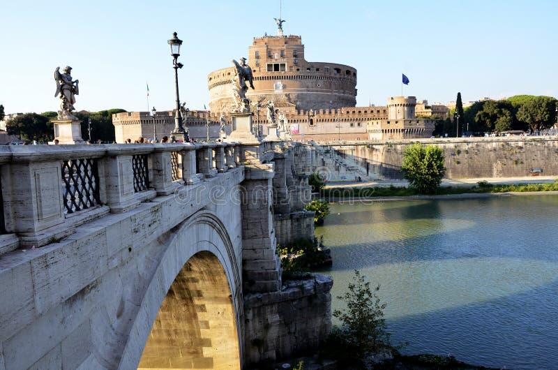 κάστρο του Angelo sant στοκ φωτογραφία με δικαίωμα ελεύθερης χρήσης