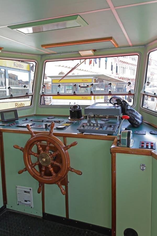 Καμπίνα λεωφορείων νερού στοκ φωτογραφία με δικαίωμα ελεύθερης χρήσης