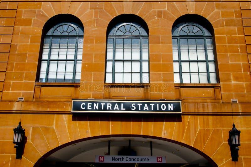 Κεντρικός σταθμός στοκ εικόνα με δικαίωμα ελεύθερης χρήσης