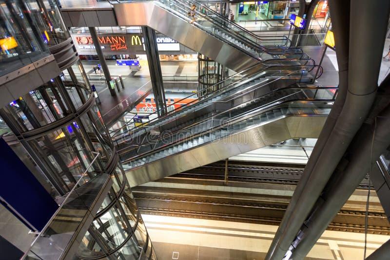 κεντρικός σταθμός του Β&epsilo στοκ φωτογραφίες
