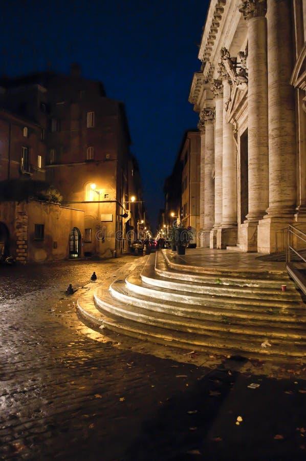 Κοιλάδα Oro, Ρώμη, Ιταλία πλατειών στοκ εικόνα με δικαίωμα ελεύθερης χρήσης