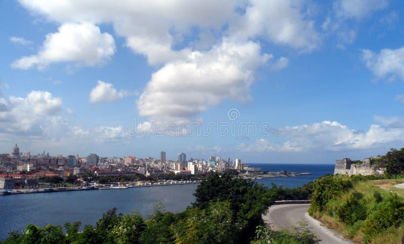 Κόλπος της Αβάνας, Αβάνα, Κούβα στοκ εικόνες