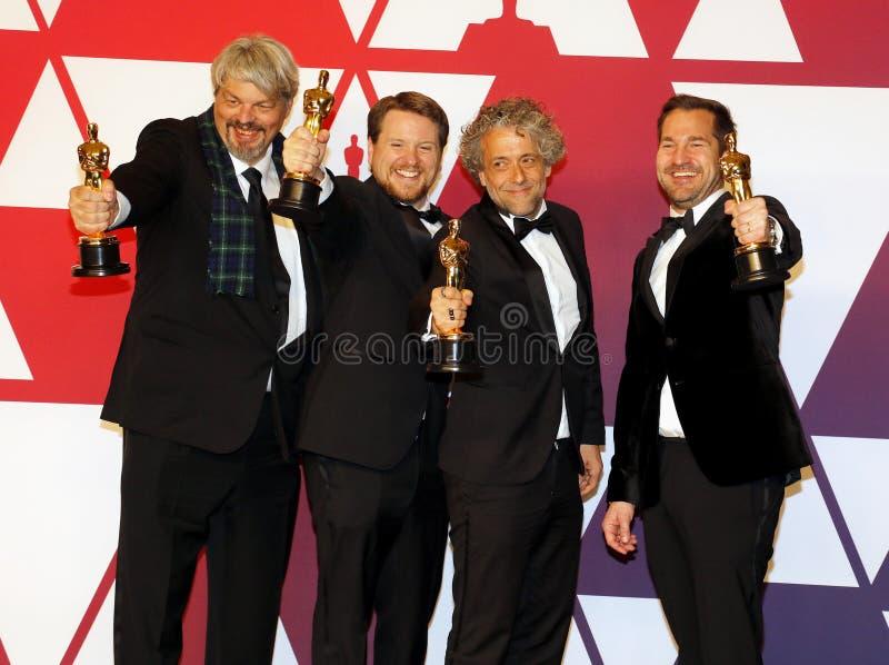 Κυνηγός του Ian, J δ Schwalm, Paul Lambert, Tristan Myles στοκ εικόνα με δικαίωμα ελεύθερης χρήσης