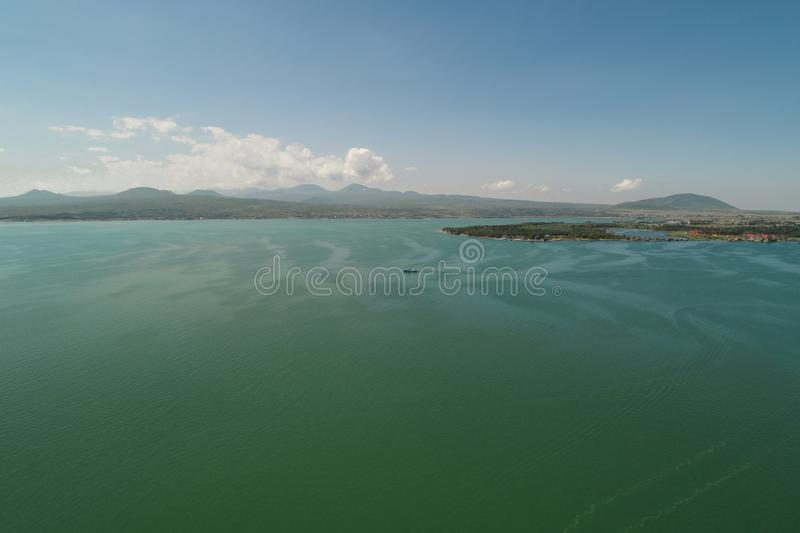 λίμνη sevan στοκ εικόνες με δικαίωμα ελεύθερης χρήσης