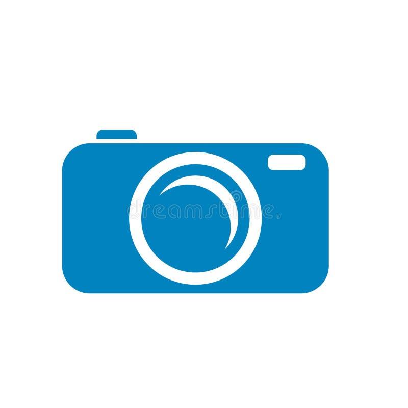 Λογότυπα καμερών διανυσματική απεικόνιση