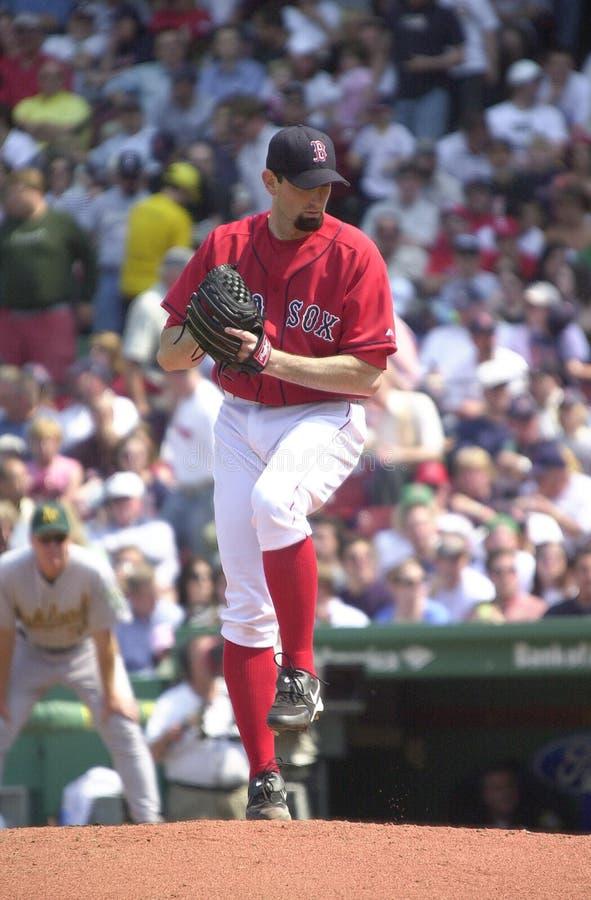 Ματ επιεικής, Boston Red Sox στοκ εικόνα με δικαίωμα ελεύθερης χρήσης