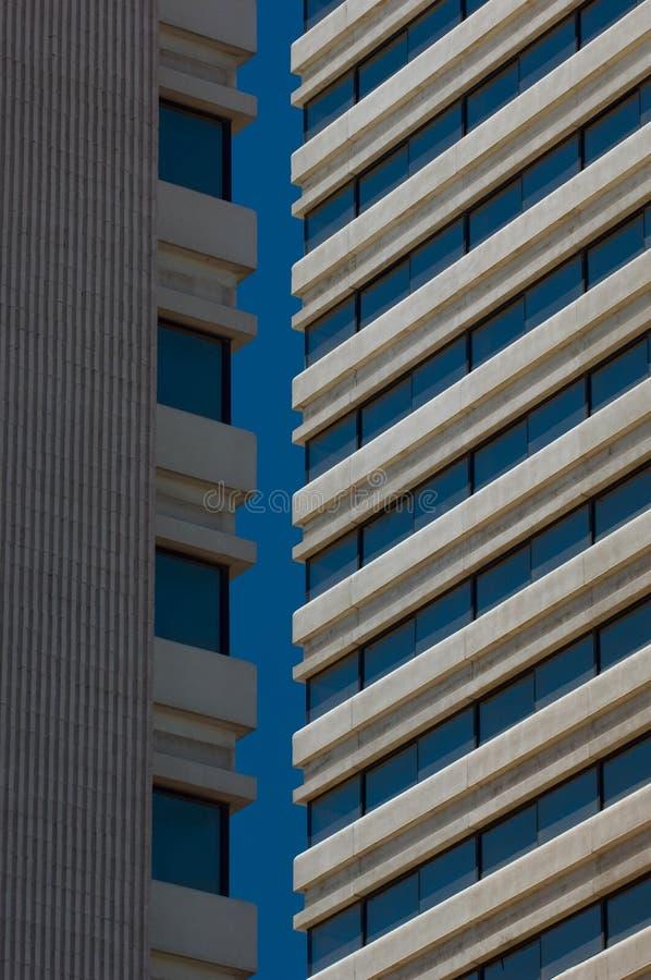 Μια αφηρημένη άποψη του εξωτερικού της κυρίας Luck Hotel στο Λας Βέγκας, Νεβάδα στοκ εικόνες