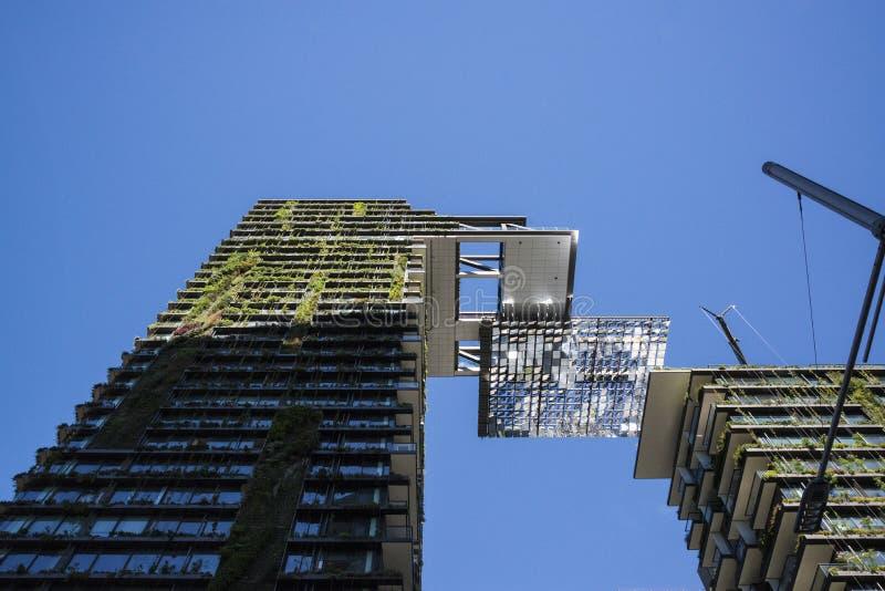 Μια οικοδόμηση του Central Park, Chippendale, Σίδνεϊ, Αυστραλία στοκ φωτογραφίες