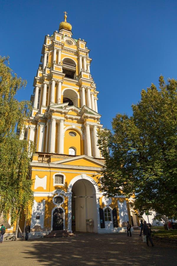 Μοναστήρι Novospassky, ενισχυμένα μοναστήρια, Μόσχα, Ρωσία στοκ φωτογραφίες με δικαίωμα ελεύθερης χρήσης