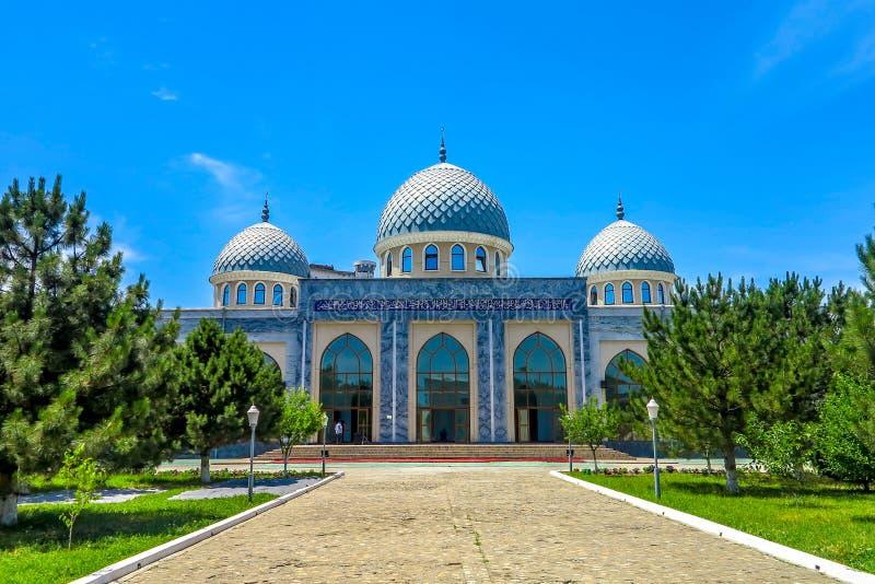 Μουσουλμανικό τέμενος 01 Παρασκευής της Τασκένδης στοκ φωτογραφίες