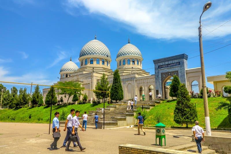 Μουσουλμανικό τέμενος 02 Παρασκευής της Τασκένδης στοκ φωτογραφία με δικαίωμα ελεύθερης χρήσης