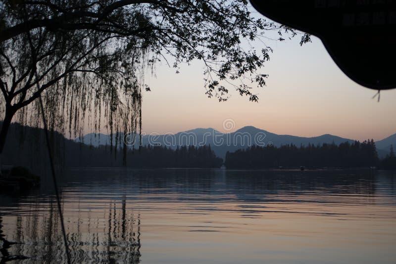 Να εξισώσει από τη δυτική λίμνη στοκ εικόνες με δικαίωμα ελεύθερης χρήσης
