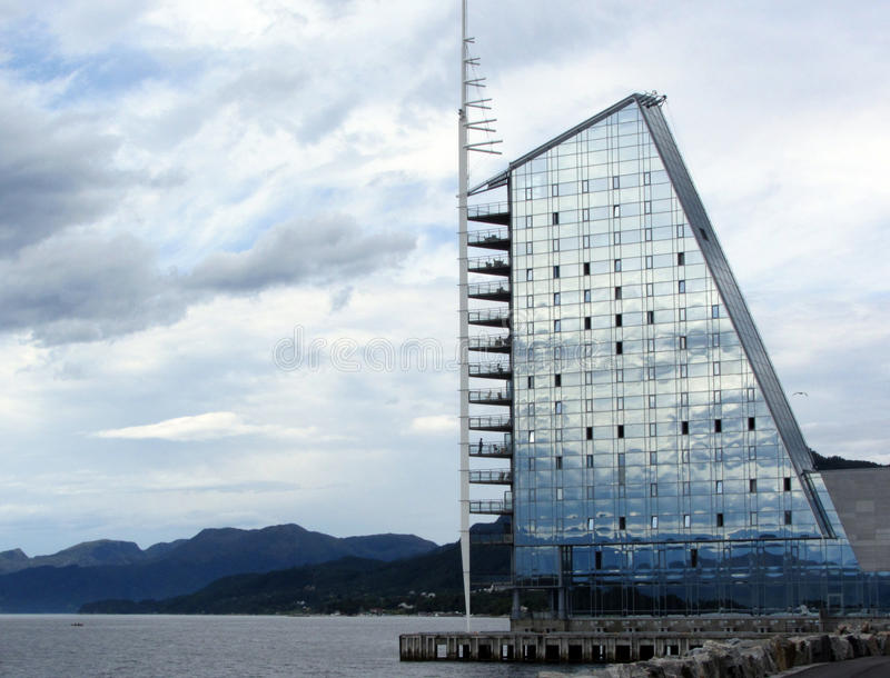 Ξενοδοχείο Seilet Rica στοκ εικόνες με δικαίωμα ελεύθερης χρήσης