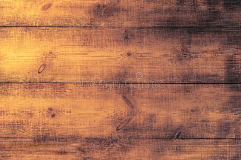 Ξύλινο υπόβαθρο σύστασης με το παλαιό φυσικό σχέδιο Αγροτικό ξύλινο σκηνικό επιφάνειας Grunge στοκ φωτογραφία με δικαίωμα ελεύθερης χρήσης