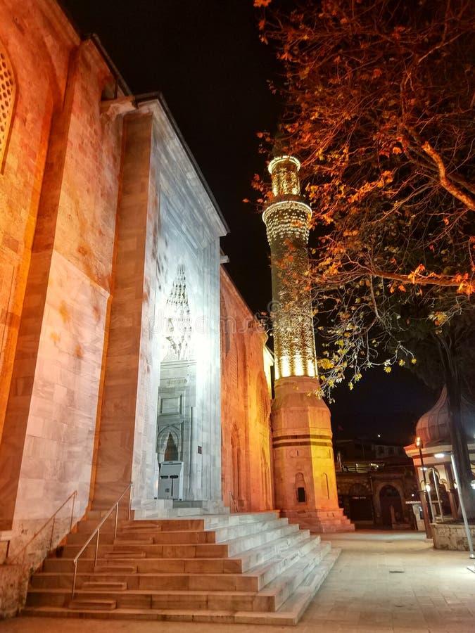 Οθωμανικό μουσουλμανικό τέμενος στοκ φωτογραφία με δικαίωμα ελεύθερης χρήσης