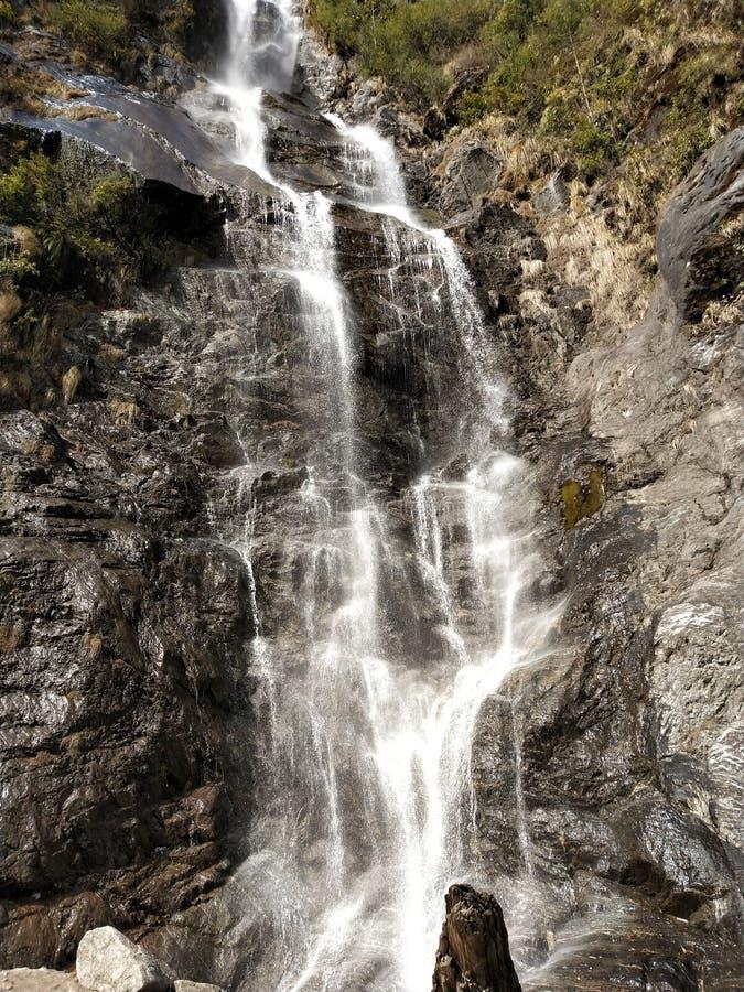 Ομορφιά της πτώσης νερού στοκ φωτογραφίες με δικαίωμα ελεύθερης χρήσης
