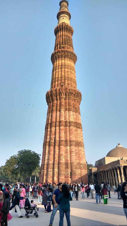 Ομορφιά του Δελχί στοκ φωτογραφία με δικαίωμα ελεύθερης χρήσης