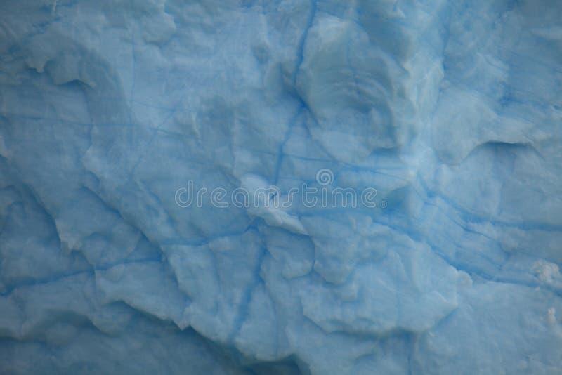 Ο αιώνιος μπλε πάγος στοκ φωτογραφίες