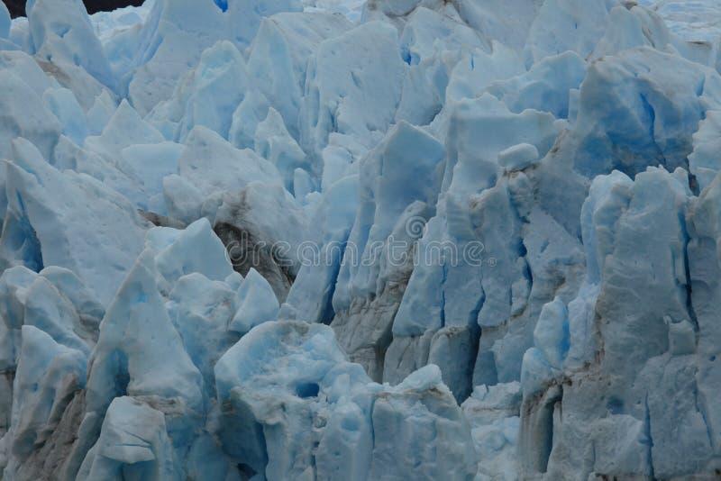 Ο αιώνιος μπλε πάγος στοκ εικόνες