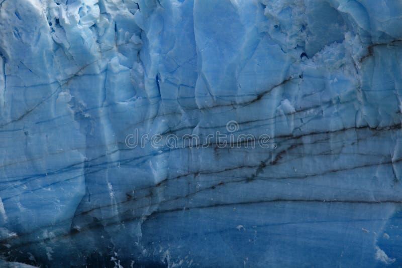 Ο αιώνιος μπλε πάγος στοκ φωτογραφία