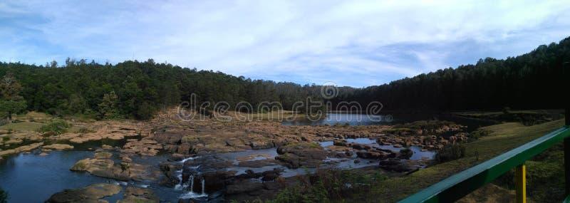 Ο ποταμός μαλακίων στοκ εικόνα με δικαίωμα ελεύθερης χρήσης