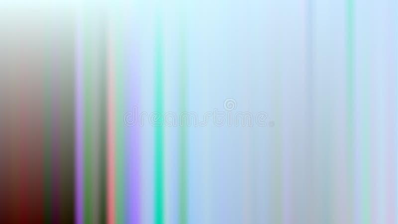 Διανυσματικό υπόβαθρο θαμπάδων με τα κάθετα ζωηρόχρωμα sripes διανυσματική απεικόνιση