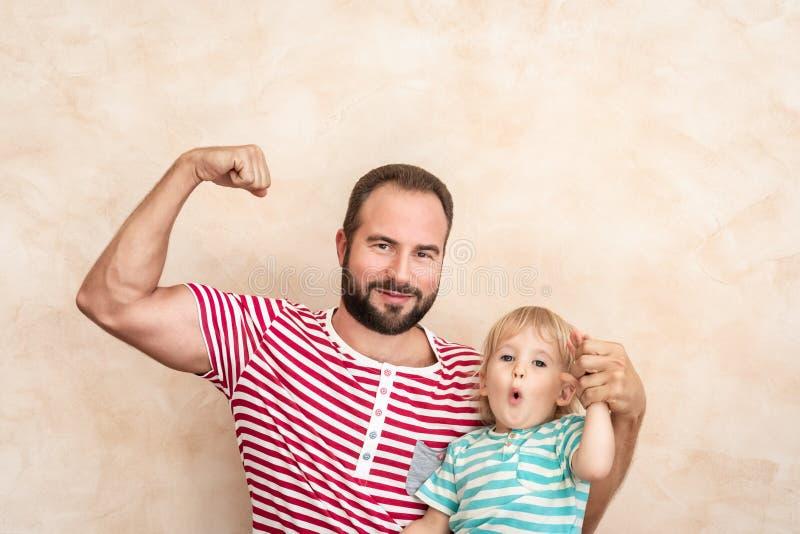 Διεθνής έννοια διακοπών ημέρας πατέρα στοκ εικόνες