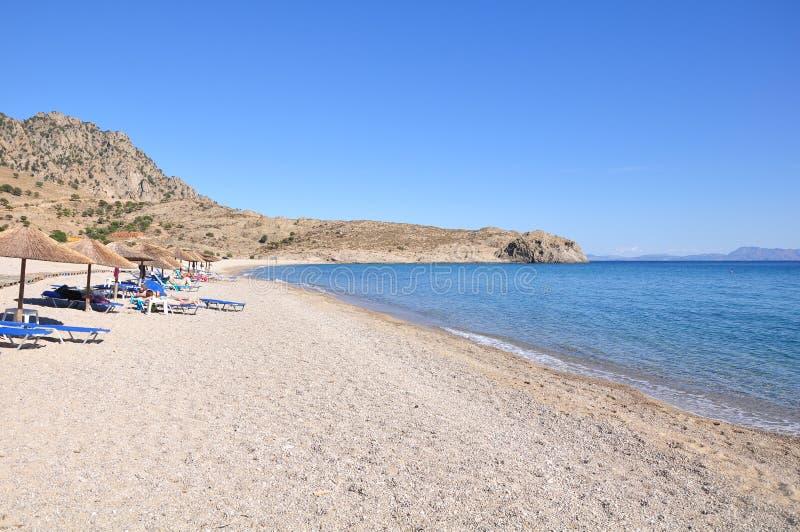  άκΠDO ¿ Î¸Ï DO ¼ Î DE Σαη - Samothraki, Grécia imagens de stock royalty free