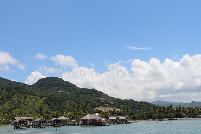 île photos stock