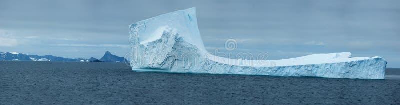 Île antarctique de glace photos stock