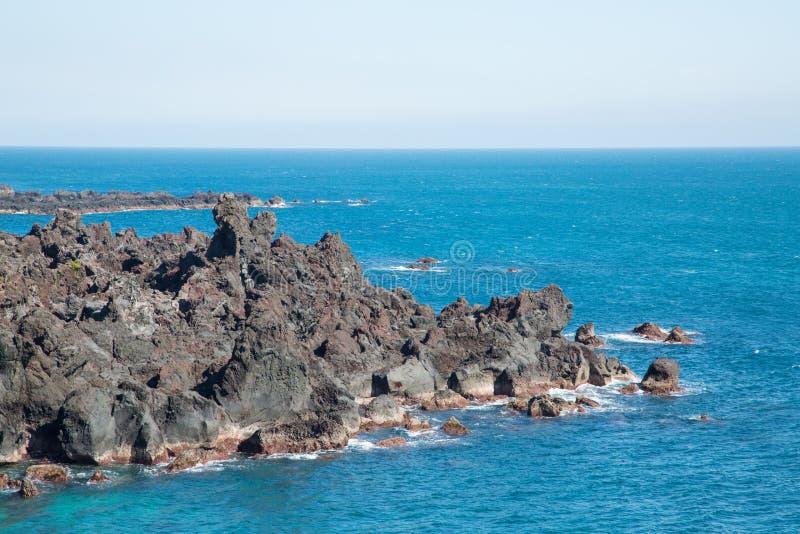 Île Corée de Jeju photo libre de droits